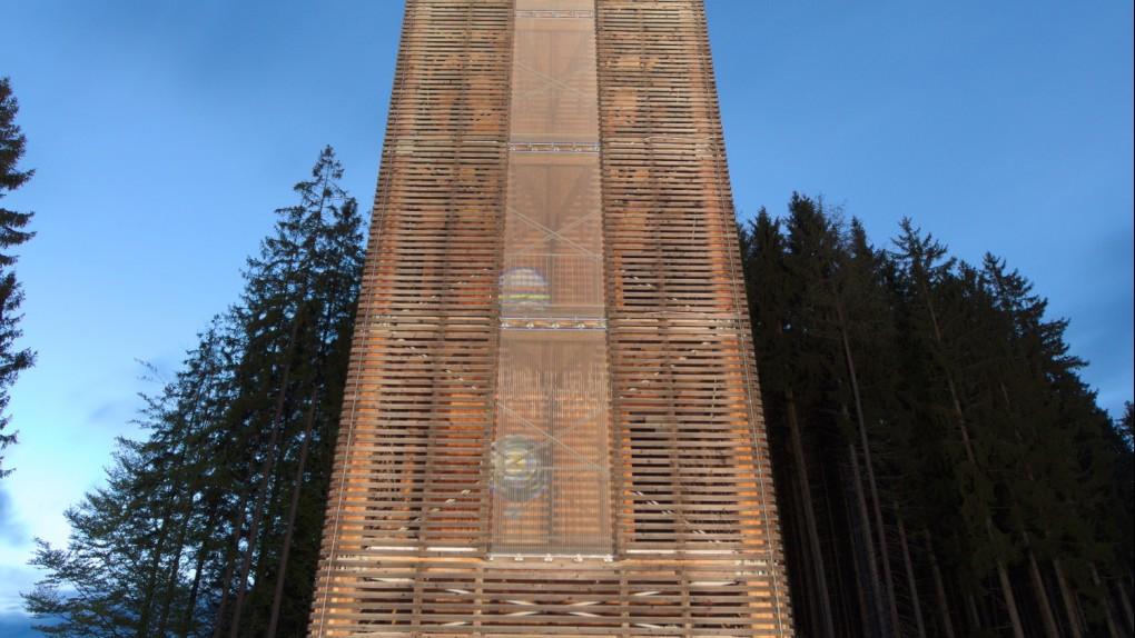 Krzyż w Veitsch