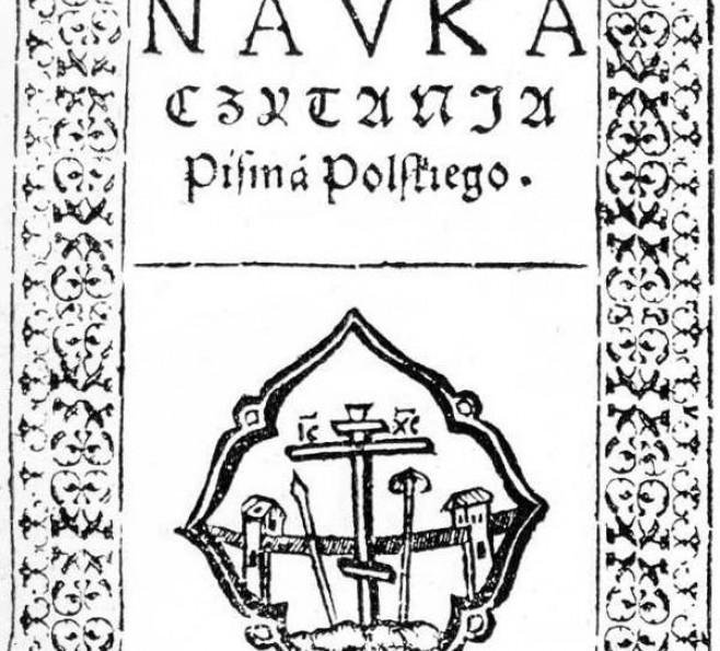 Nauka krótka ku czytaniu pisma polskiego