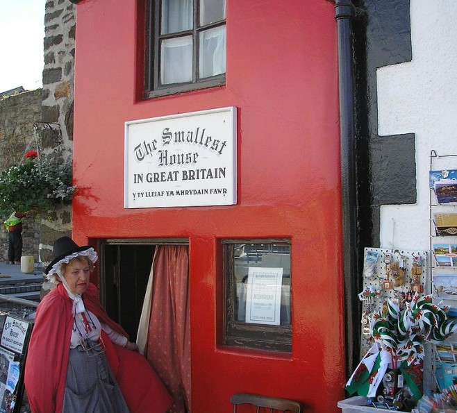 Quay House w Walii