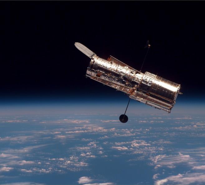 Kosmiczny Teleskop Hubble'a