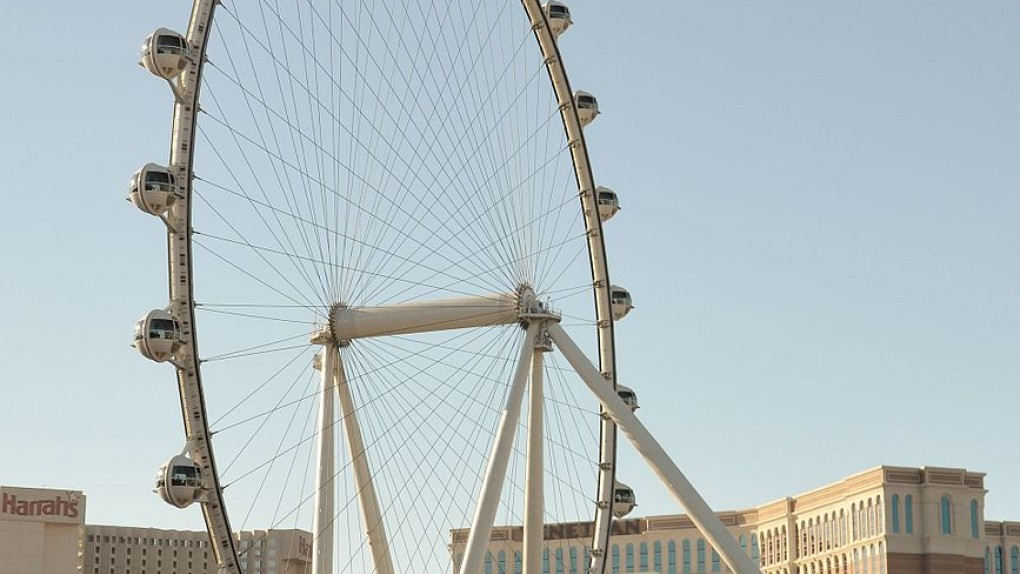 High Roller w Las Vegas
