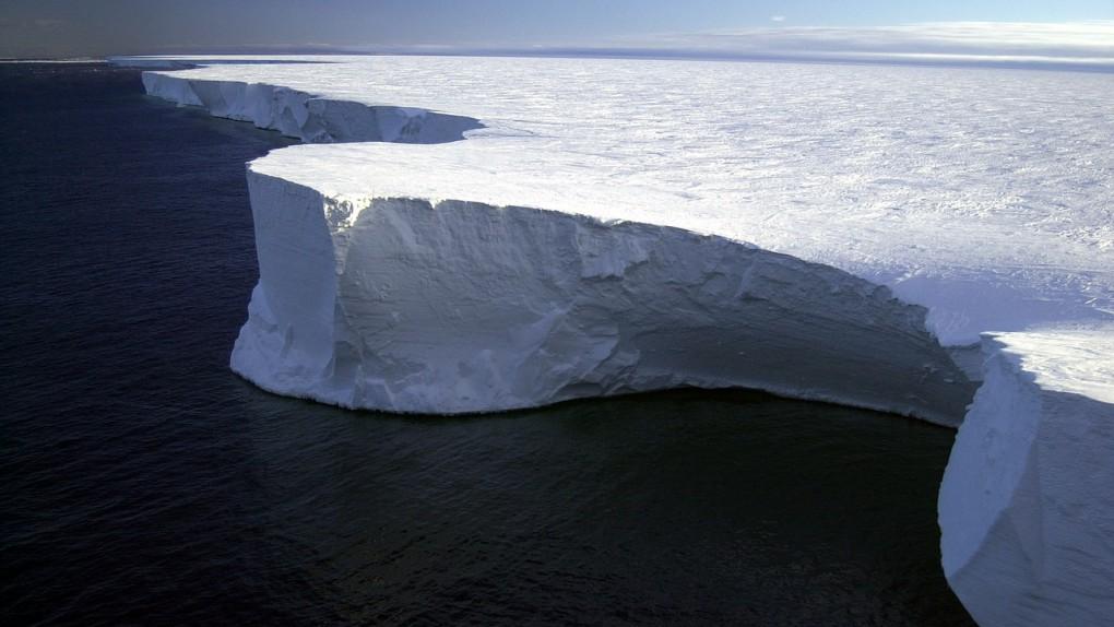 Góra lodowa B-15