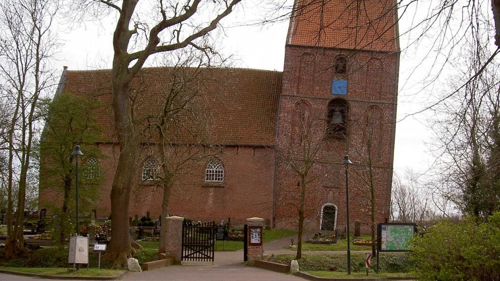Wieża kościoła w Suurhusen